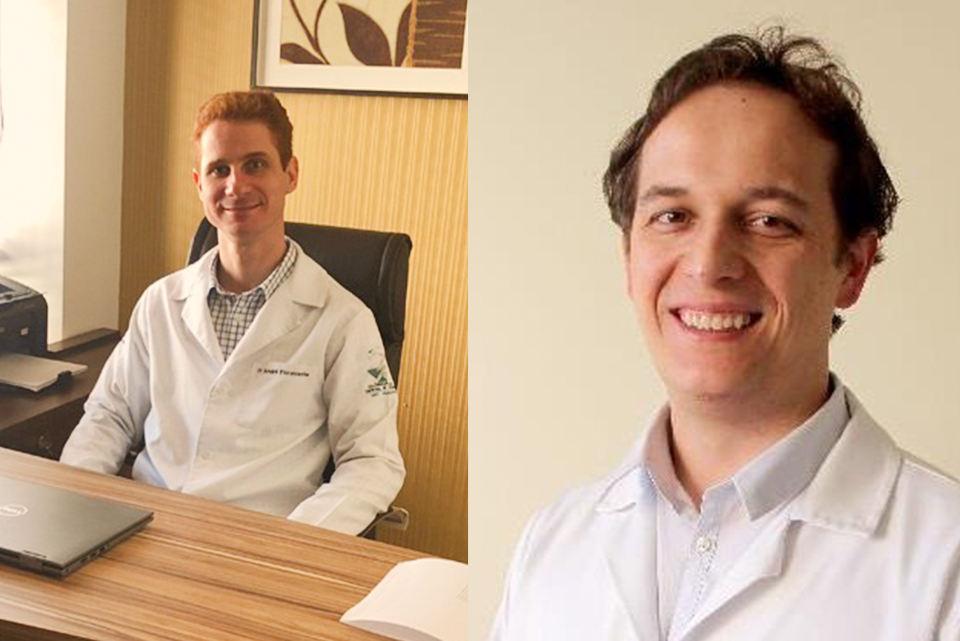 Dr. André Junqueira e Dr. André Fioravante estão a frente dos Cuidados Paliativos na Bene