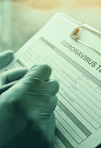 Teste Rápido Coronavírus